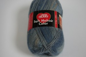 Soft Mohair Color - melanż 00005